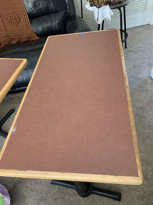 Wooden tables for Sale in Fresno, CA