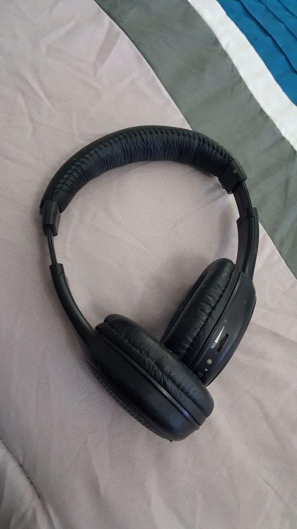 Audífonos inalámbricos para tv de Chrysler Town and County