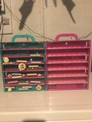Attachable shopkins cases for Sale in Perry Point, MD
