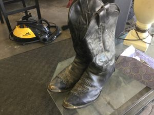 Justin Boots 10.5 mens for Sale in Cary, NC