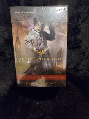 "Cassandra Clare's ""Infernal Devices"" 3 Book Series for Sale in Kingston, PA"