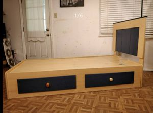 Nice bed frame for Sale in West Springfield, VA