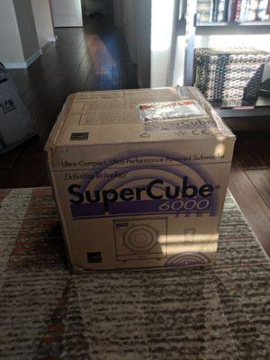 Definitive Technology SuperCube 6000 1500 watts for Sale in Phoenix, AZ