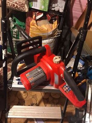 "Homelite 14"" electric chainsaw for Sale in Thomasville, NC"