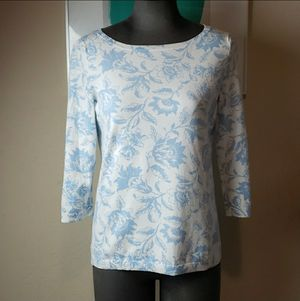 Talbots Damask Crewneck Sweater - Small for Sale in Redmond, WA