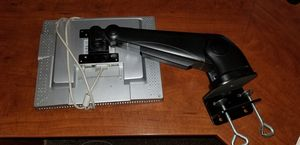 LCD screen holder with 14 in monitor for Sale in Reynoldsburg, OH