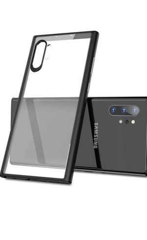 samsung galaxy note 10 pro clear shockproof TPU case for Sale in Queens, NY