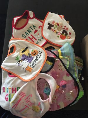 Multiple bibs for Sale in Carmichael, CA