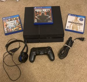 PS4 for Sale in Rancho Cucamonga, CA