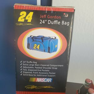 "Jeff Gordon 24"" Duffle Bag for Sale in Gilbert, AZ"