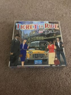 Ticket To Ride for Sale in Maple Valley,  WA