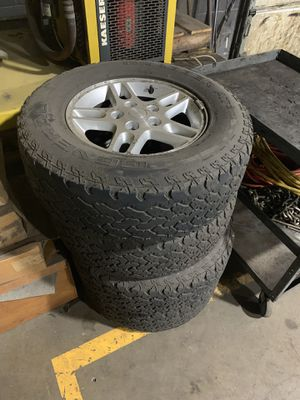 Jeep wheels for Sale in Boonsboro, MD