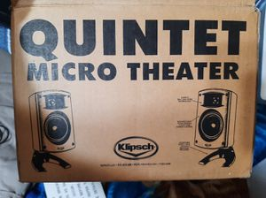 Klipsch Quintet Micro Speakers for Sale in Phoenix, AZ