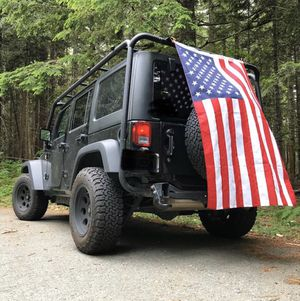 Jeep Wrangler roof rack for Sale in Vancouver, WA