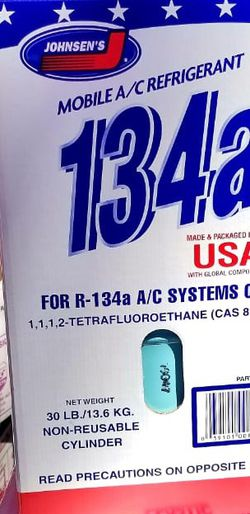 Freon R134a for Sale in Montclair,  CA