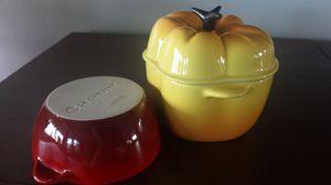 Le Creuset mini pots for Sale in Scottsdale, AZ