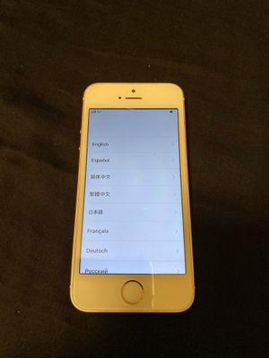 iPhone SE UNLOCKED for Sale in Casa Grande, AZ