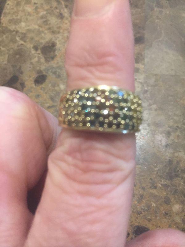 ULTRA RARE.. COLORED DIAMONDS!!