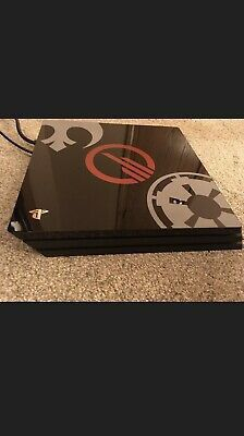 Ps4 Pro Limited Edition for Sale in Addison, TX