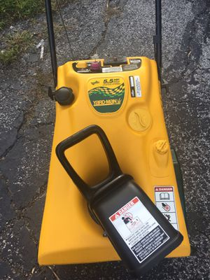 Yard-Man by Mtd snow blower 5.5 hp for Sale in Westmont, IL