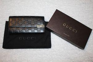 Black Gucci wallet / Purse for Sale in Riverview, FL