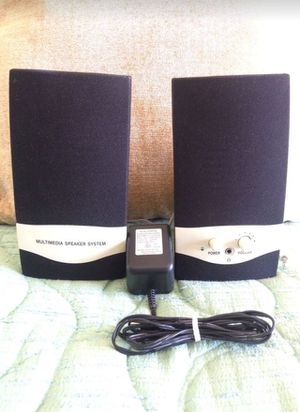 Small Multimedia Speaker System (Tested!) for Sale in Chula Vista, CA