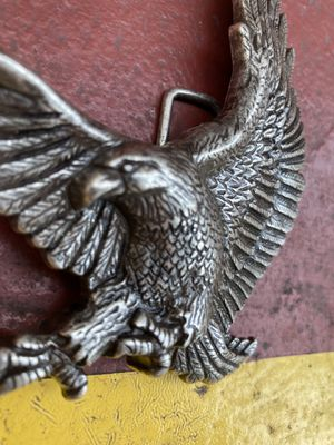 Vintage eagle belt buckle. for Sale in Miami Beach, FL