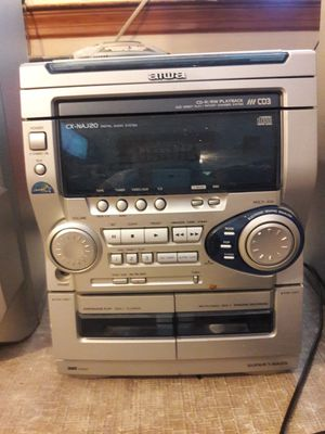 Stereo system for Sale in West Warwick, RI