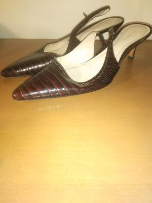 And Taylor vintage size 7M reptile lizard sandals pointed toe for Sale in Takoma Park, MD