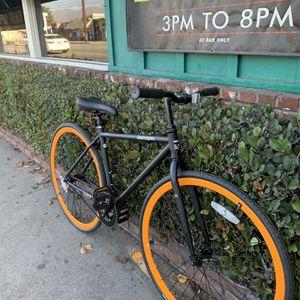 🚴🏼♂️👍Retrospec Fixie Single Speed Bike Black N Orange for Sale in Los Angeles, CA
