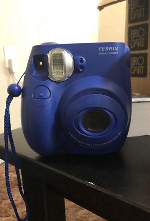 Mini Fuji film camera for Sale in Eagle Point, OR