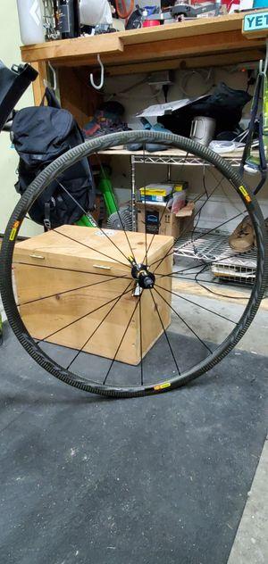 Mavic Ksyrium Pro Carbon SL Front Wheel for Sale in Santa Ana, CA