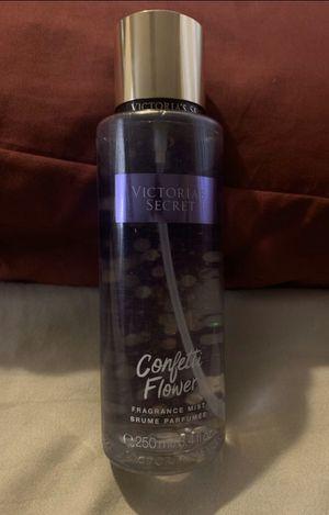Victoria Secret fragrance mist - confetti flower. Used twice. $8 for Sale in Peoria, AZ