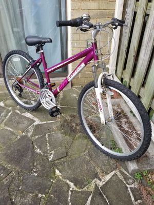 Bicycle (pink) for Sale in Annandale, VA
