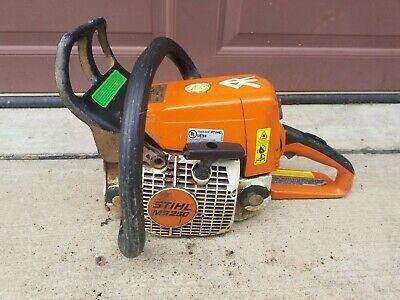 Stihl chainsaw 2