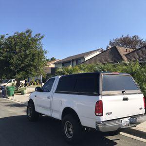 Camper Shell for Sale in Oceanside, CA
