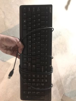 Acer keyboard for Sale in Dearborn, MI