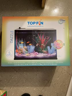5 Gallon Fish Tank  New Unopened  for Sale in The Bronx, NY