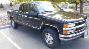 1995 Chevy Silverado 1500 Z71 4x4 for Sale in East Wenatchee, WA