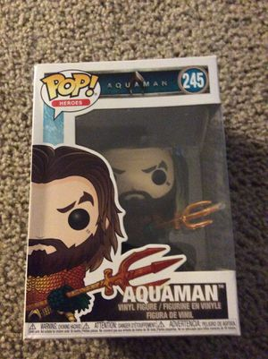 Aquaman funko pop 245 for Sale in Encino, NM
