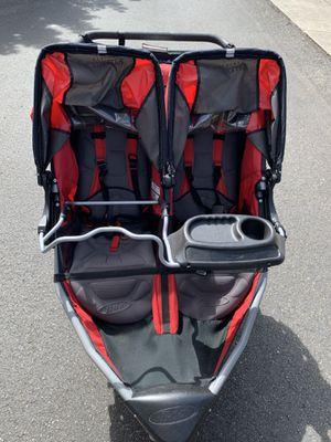 BOB double jogging stroller stroller strides for Sale in DuPont, WA