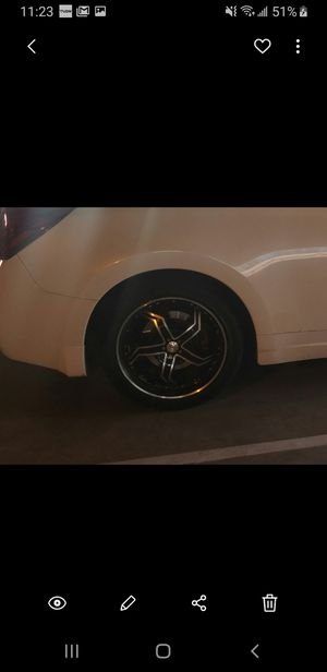 5 Lug rims for car for Sale in Avondale, AZ