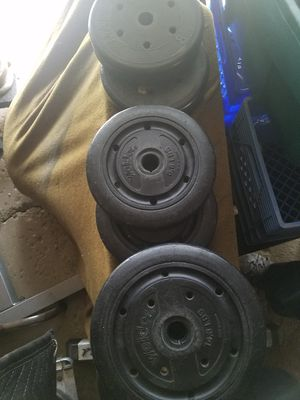 Weights standard size for Sale in Chicago, IL