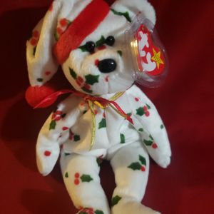 TY Beanie Babies 1998 Holiday Teddy for Sale in Union City, CA