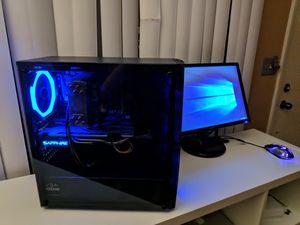 Custom built Intel core i5 8GB RAM RX 570 Gaming Desktop, Plays Fortnite and Apex Legends at 60+ FPS for Sale in Marietta, GA