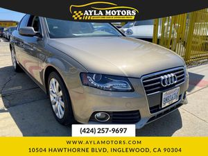 2011 Audi A4 for Sale in Inglewood, CA