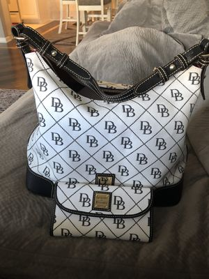 BRAND NEW AUTHENTIC BLACK & WHITE DOONEY & BOURKE for Sale in Columbus, OH