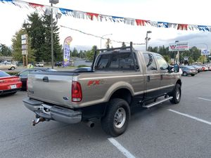 2005 Ford F250 Diesel 4X4 truck for Sale in Tacoma, WA