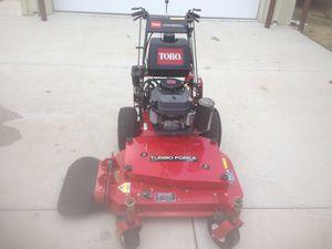 36'' Toro Walk Behind for Sale in Wichita, KS