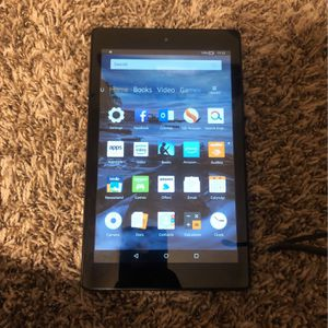 Amazon Fire Tablet(BLACK) for Sale in Fort Worth, TX